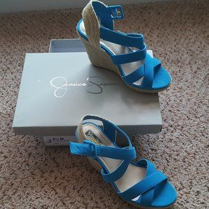 """Jessica Simpson"" Platforms Shoes"